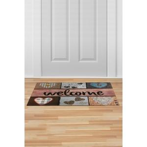 İç ve Dış Kapı Önü Paspası 45x70 WELCOME-02