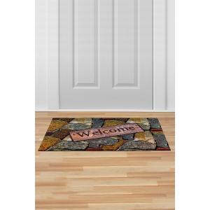 İç ve Dış Kapı Önü Paspası 45x70 WELCOME-07