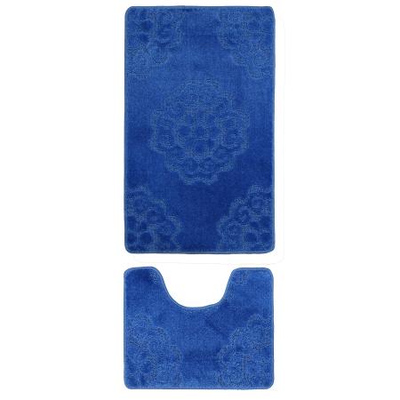 Gold Case Klozet Takımı Bny-50x80 2'li Mavi
