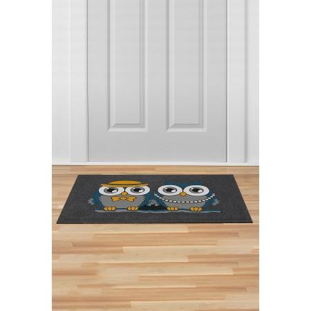 İç ve Dış Kapı Önü Paspası 45x70 BAYKUŞ