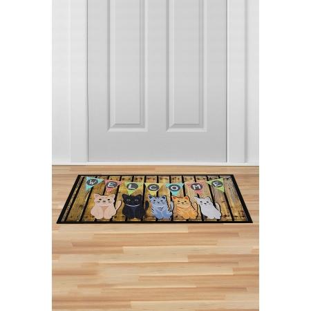 İç ve Dış Kapı Önü Paspası 45x70 WELCOME-03