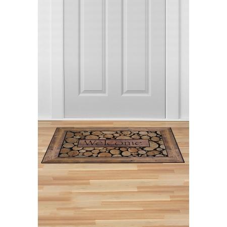 İç ve Dış Kapı Önü Paspası 45x70 WELCOME-04