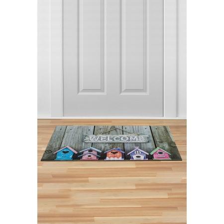 İç ve Dış Kapı Önü Paspası 45x70 WELCOME-05