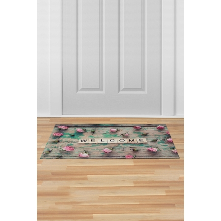 İç ve Dış Kapı Önü Paspası 45x70 WELCOME-06