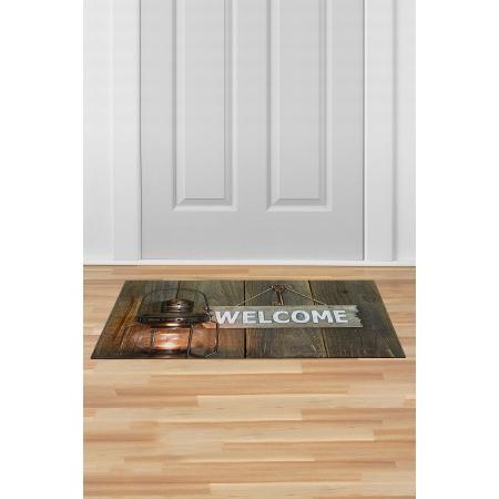 İç ve Dış Kapı Önü Paspası 45x70 WELCOME-08